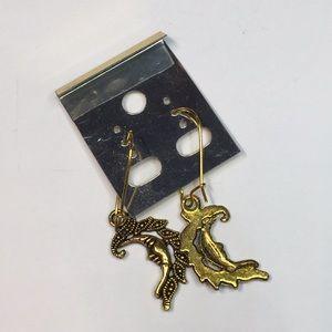 Jewelry - Fantasy Moon Fashion Earrings